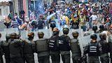 La MUD convoca en Venezuela una huelga general y una marcha hasta el Palacio de Miraflores
