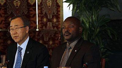 L'ONU n'a toujours pas répondu à la lettre de retrait de la CPI du Burundi