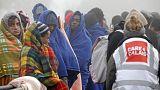 Un centenar de menores en el limbo tras el cierre del campamento de Calais