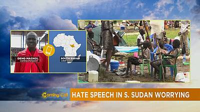 Hate speech in South Sudan worrying [The Morning Call]