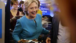 Usa 2016: Trump in rimonta, Clinton in North Carolina con Michelle Obama