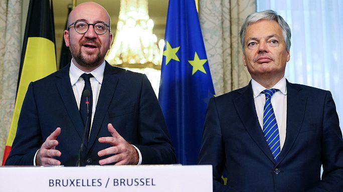 Бельгия согласилась поддержать торговое соглашение ЕС с Канадой