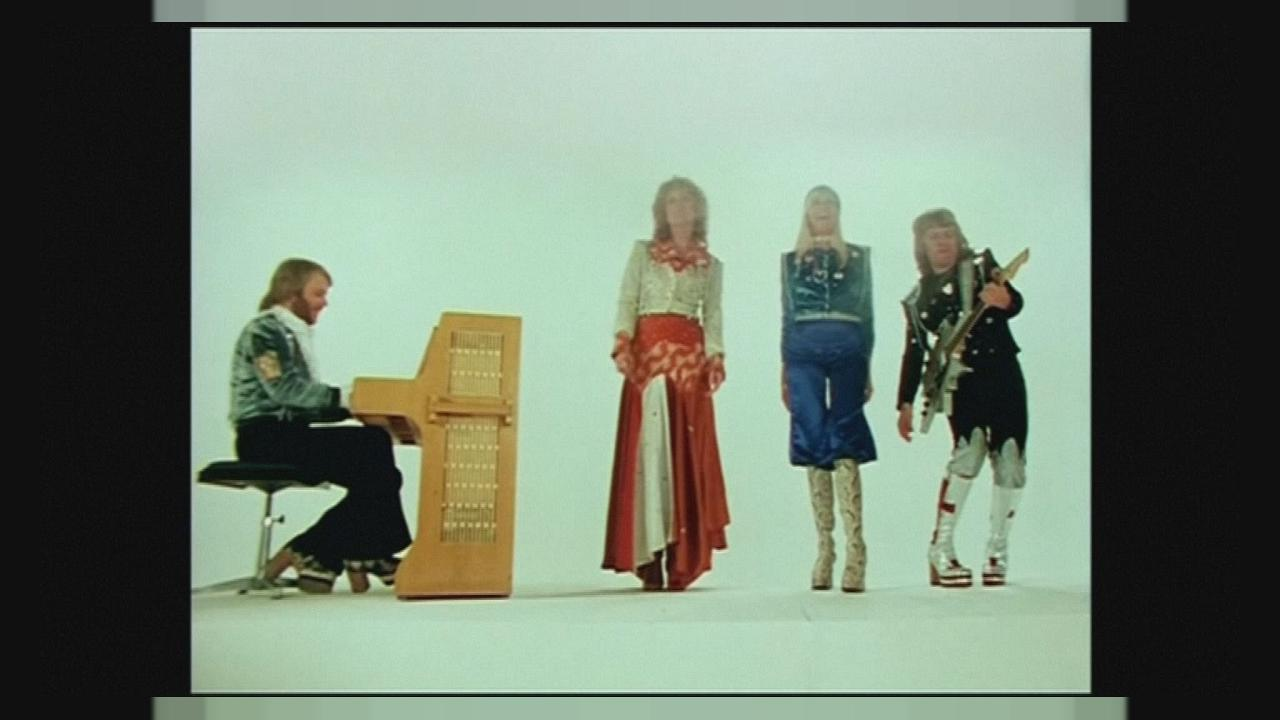 Mamma Mia it's virtual Abba