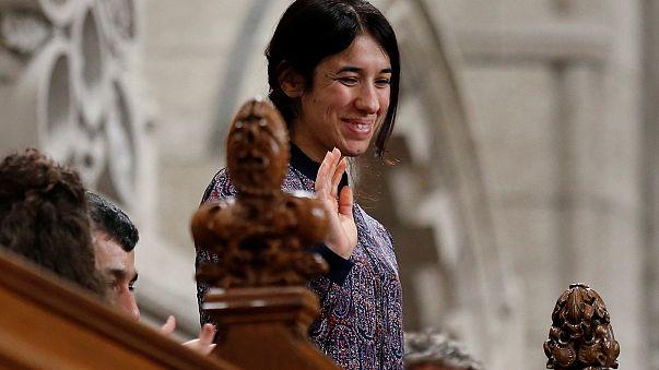 A Nadia Murad e Lamiya Aji Bashar, attiviste yazide, il Premio Sakharov per la libertà di pensiero