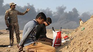 Irak : près de 10.000 déplacés en 10 jours de combats