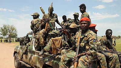 Soudan du Sud : 145 enfants soldats retrouvent la liberté
