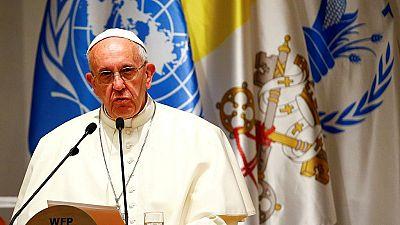 Le pape veut se rendre au Soudan du Sud pour la paix