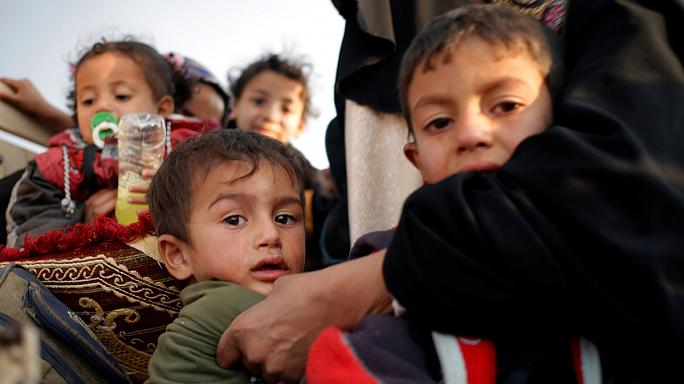 Жители деревень бегут из-под Мосула и говорят о расправах