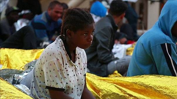 Mediterranean migrant death toll reaches all-time high