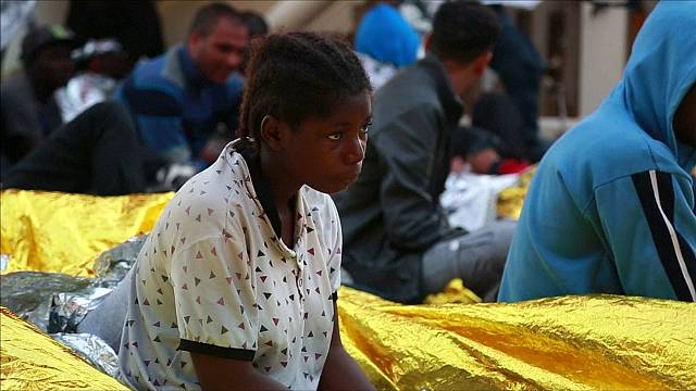 Migrants: nombre de morts record en 2016