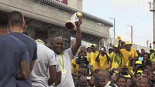 CAF Champions League: Triumphant return of Mamelodi Sundowns [no comment]