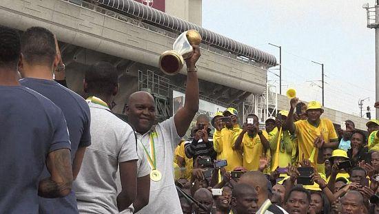 CAF Champions League: Triumphant return of Mamelodi Sundowns [no comment]