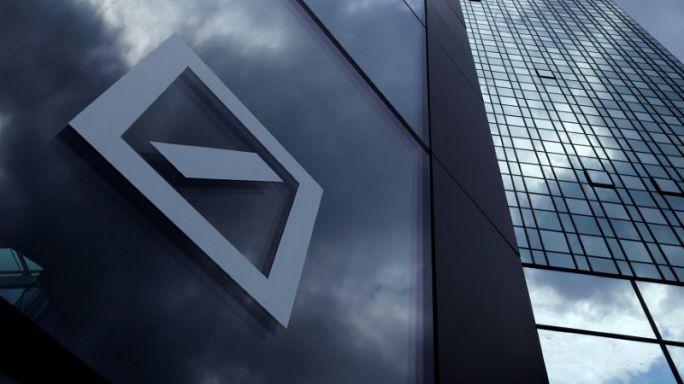 Deutsche Bank ofusca multa milionária com lucros surpreendentes