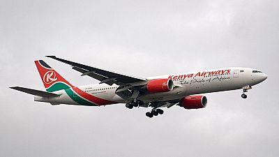 Kenya Airways narrows losses in half-year results