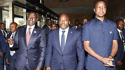 DR Congo conflict is a threat to the Great Lakes region - Kenya