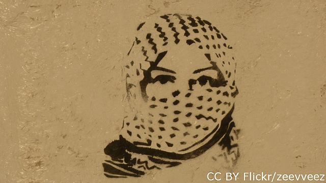 [360° VIDEO] Die letzten Palästinensertücher aus Hebron