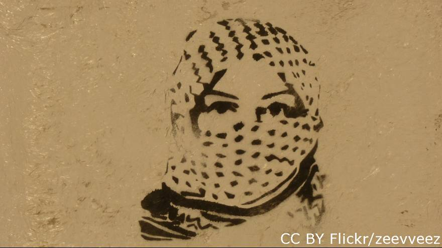 [360° video] The Last Keffiyeh, how Facebook saved a Palestinian symbol