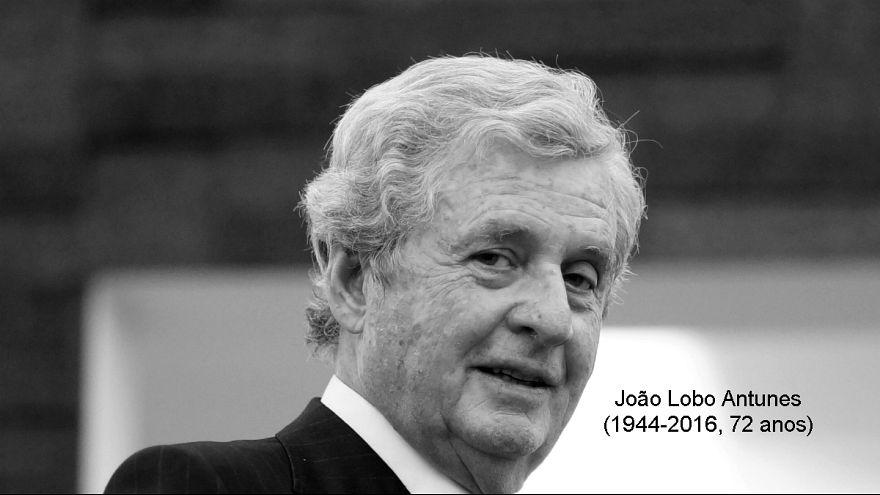 Morreu o neurocirugião português João Lobo Antunes (1944-2016)