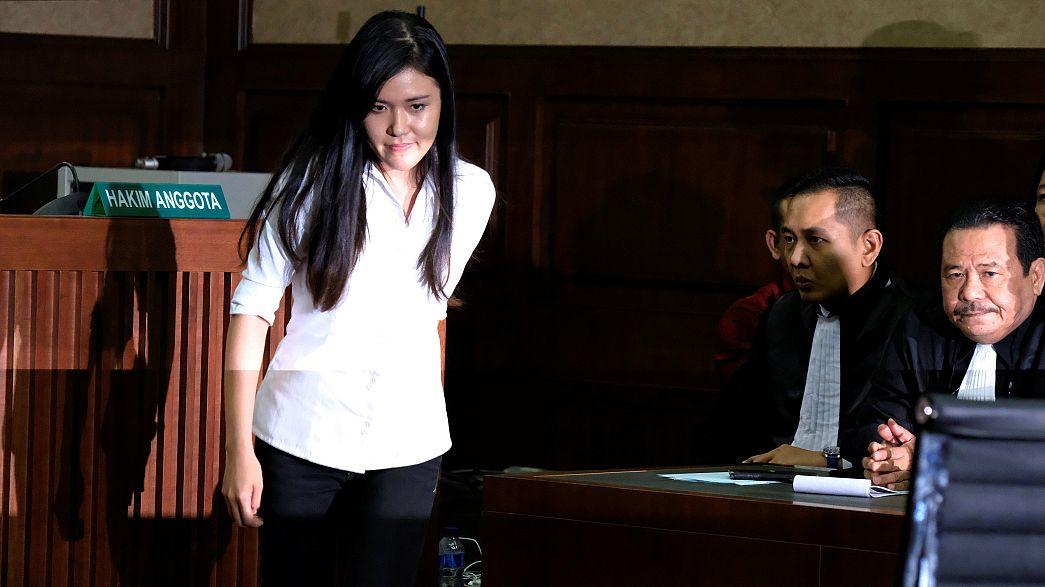 Индонезия: девушку, отравившую сокурсницу, приговорили к тюрьме