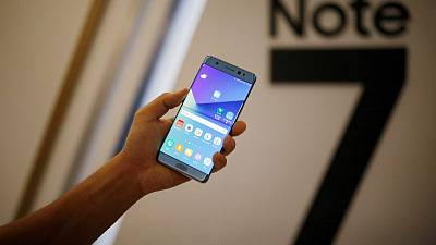Samsung Electronics vows to regain trust as Note 7 costs slam profits