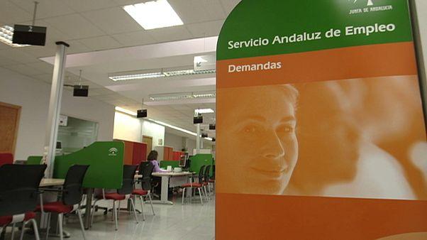 انخفاض معدل البطالة في إسبانيا