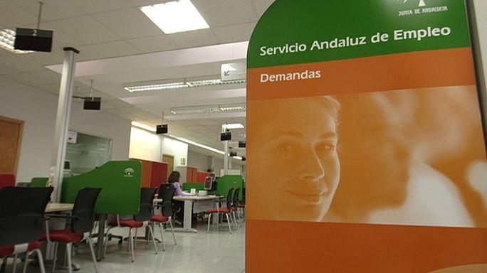 İspanya'da işsizlik oranı 7 yıl sonra yüzde 20'nin altında