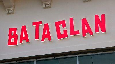 Paris attacks: new Bataclan frontage revealed