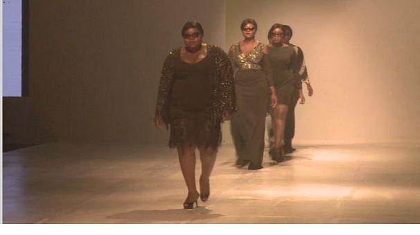 Nigeria: Plus sized models hit the runway