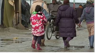 Concern over fate of Calais 'Jungle' minors
