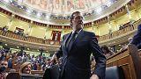ماريانو راخوي يفشل في الحصول على ثقة البرلمان في جلسة التصويت الأولى