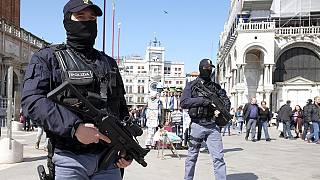 Two Egyptians and Algerian arrested in Italy on suspicion of terrorism