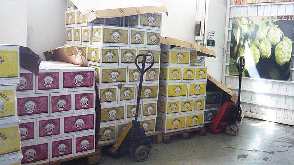 Acqua e trasporto, le tante difficoltà per produrre birra in Cisgiordania