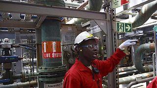 Près d'un milliard de barils de pétrole découverts au Nigeria