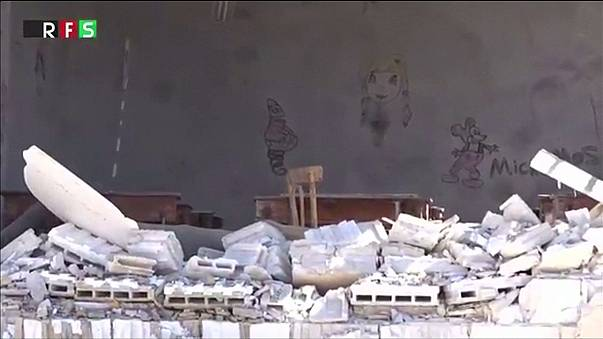 İdlib'deki okul saldırısı, Suriye savaşının en kanlı saldırılarından biri