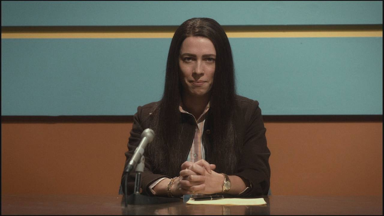 Oscar buzz builds for Rebecca Hall in 'Christine'