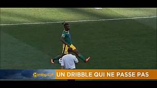 South African player yellow-carded for showboating! [Sports on TMC]
