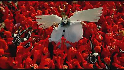 "Jodorowsky's ""Poesia sin fin"" a joyful look at director's youth"