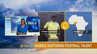 Nigéria : former les talents du football [Grand Angle]