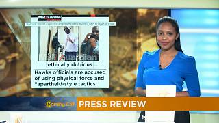 Press Review of October 28, 2016 [The Morning Call]