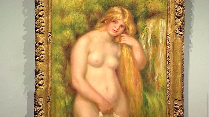 """Unser Kulturtipp: Renoir, Paul Nash und der """"figurative Pollock"""""""