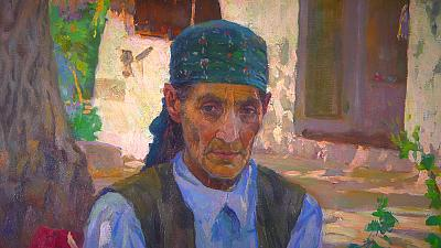 The State Museum of Arts in Tashkent, Uzbekistan