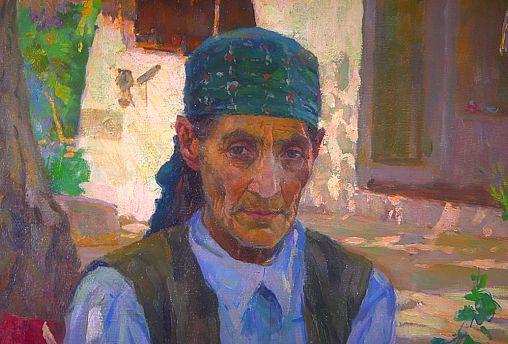 The State Musuem of Arts in Tashkent, Uzbekistan