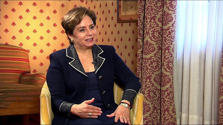 باتريسيا اسبينوزا:إتفاق باريس بشأن المناخ مُلزم قانونياً