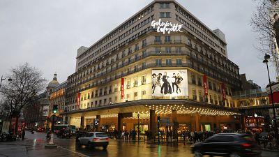رشد اندک اقتصاد فرانسه در سه ماهه سوم سال