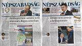 Feláldozzák a sajtószabadságot az unió mocskos alkuja miatt