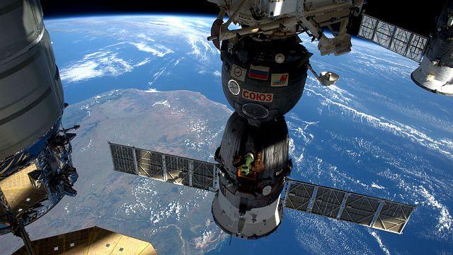 Uluslararası Uzay İstasyonu'nda büyük tur