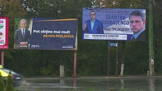 Moldávia escolhe novo presidente este domingo
