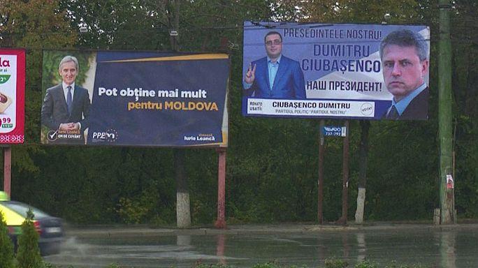 Moldovo'da halk Cumhurbaşkanını seçiyor