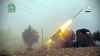 عملیات گسترده شورشیان برای شکستن محاصره در شرق حلب