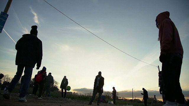 Children still stranded after Calais camp bulldozed